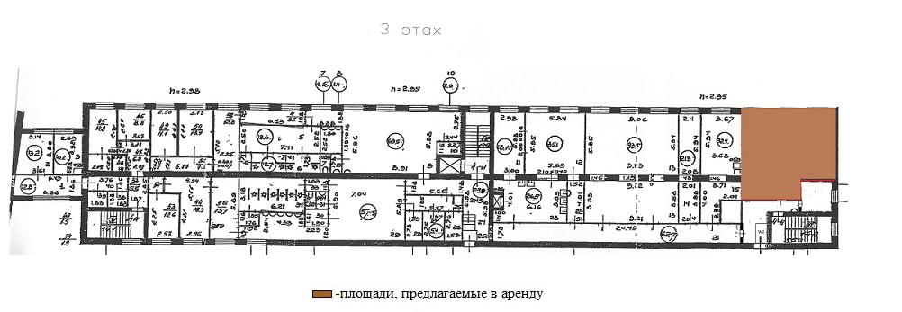 план 50 м